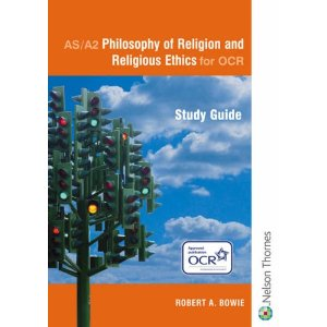 OCR Revise Ethics and the Philosophy of Religion