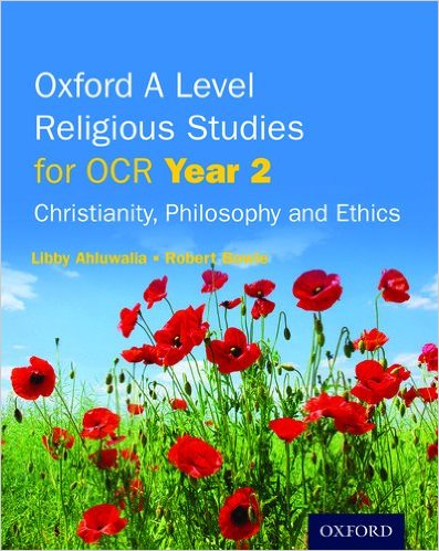Oxford A Level Religious Studies for OCR: Year 2