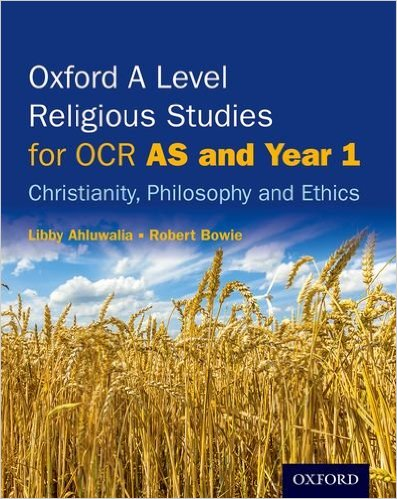 Oxford A Level Religious Studies for OCR: Year 1